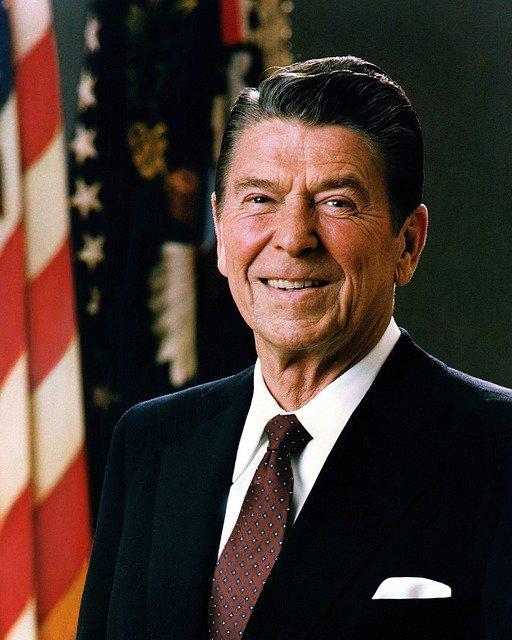 レーガン大統領