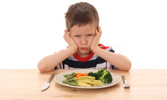 野菜嫌い子供